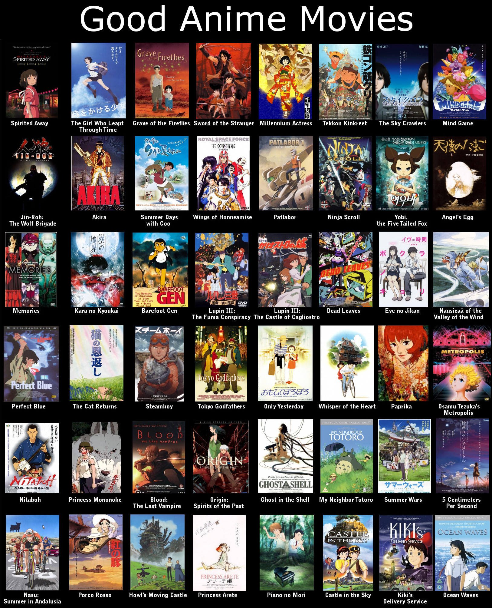 Movies: Before You Ask /a/ Try These